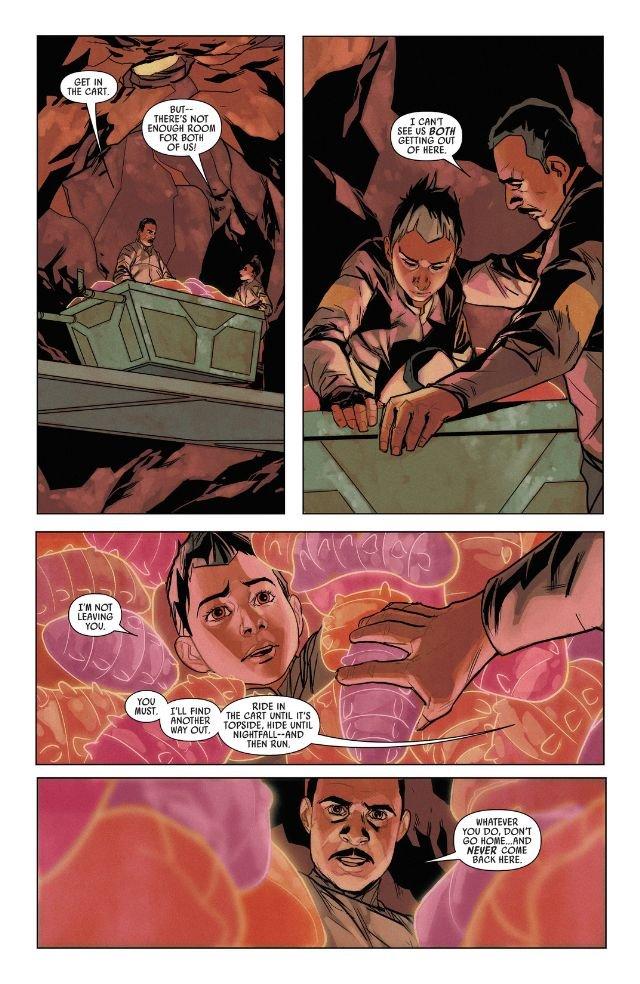 Chewbacca (Comic) Review 2