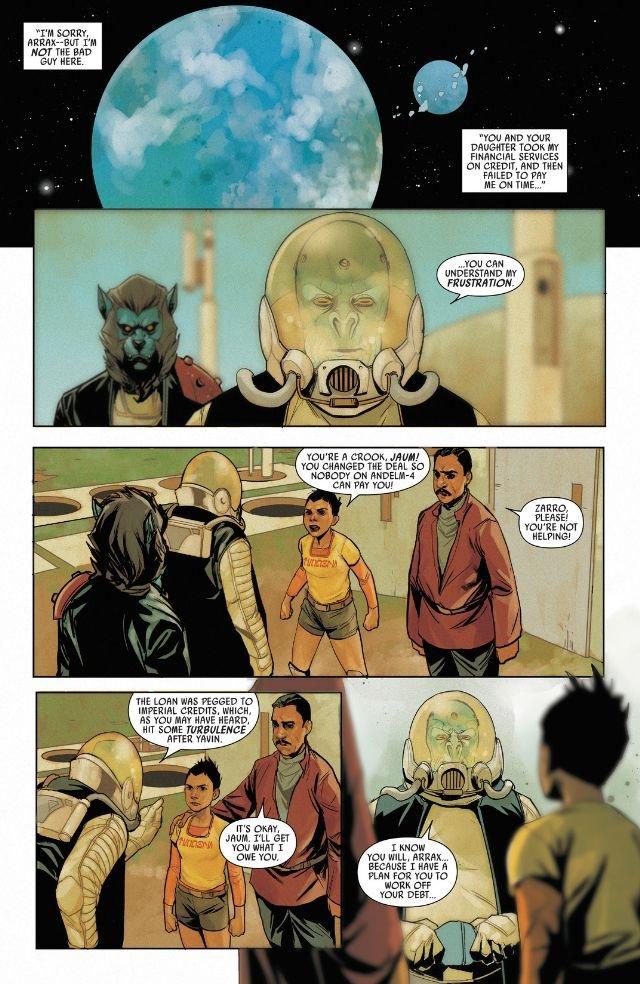 Chewbacca (Comic) Review 3