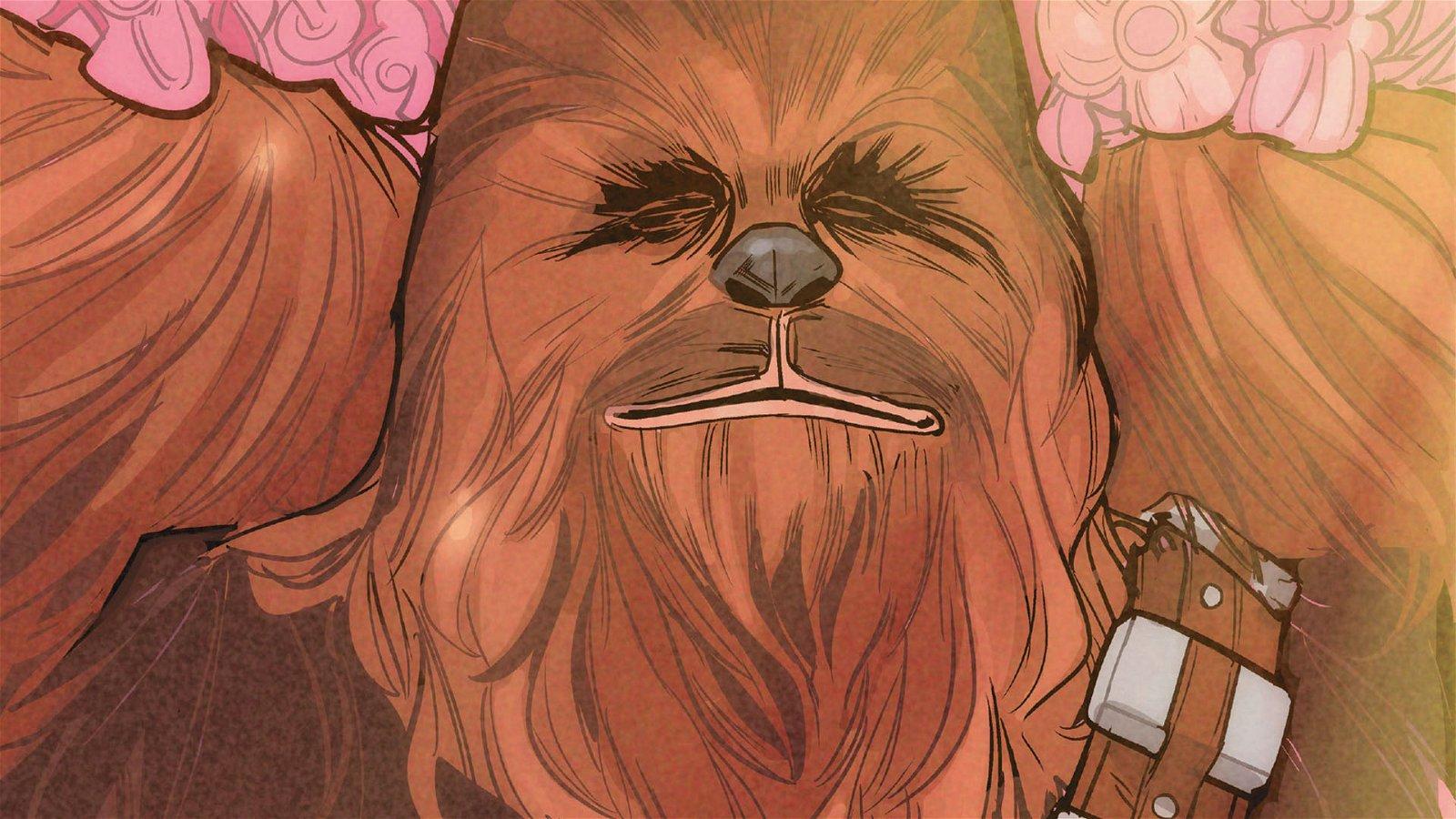 Chewbacca (Comic) Review