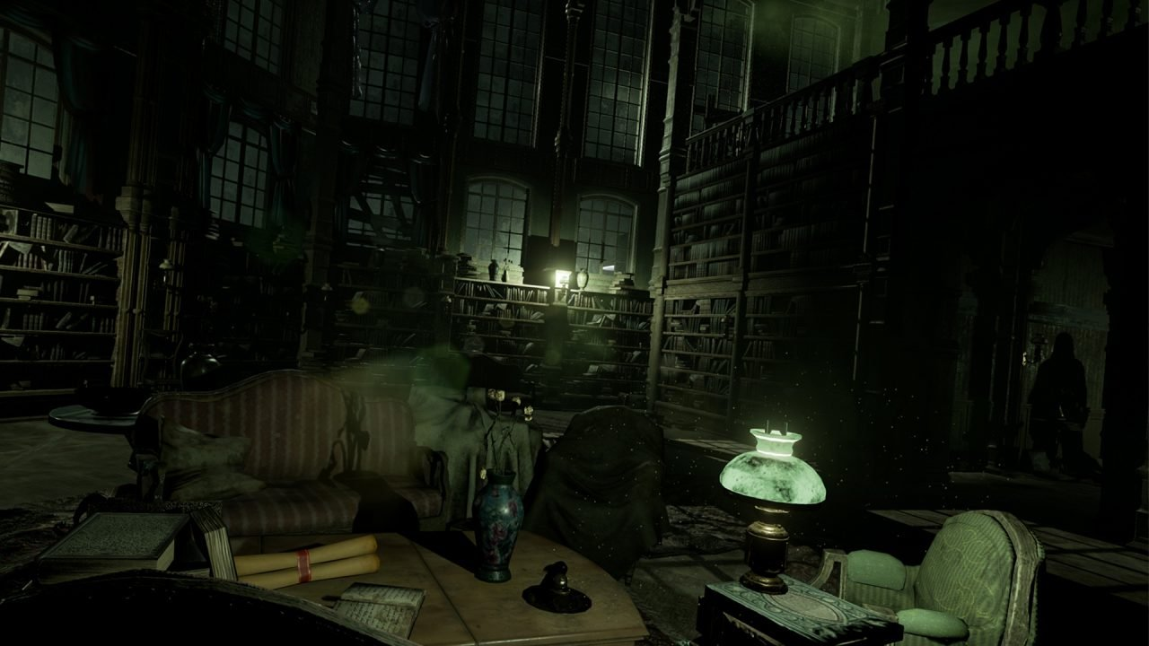 Cyanide Studio Unveils Call of Cthulhu Videogame 2