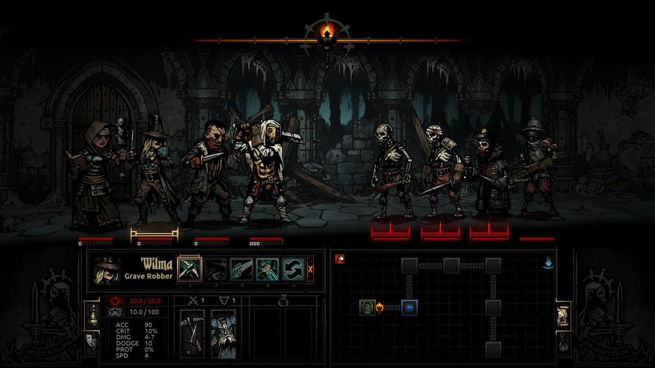 Darkest Dungeon (PC) Review 3