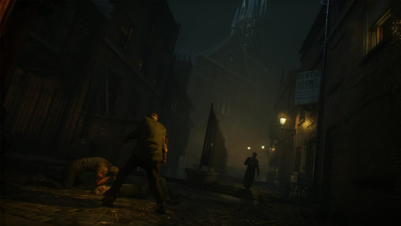 Dontnod Unlease First Vampyr Screens