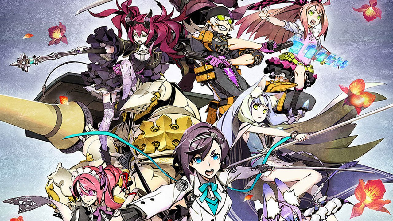Sega Announces 7th Dragon III Code: VDF For The West