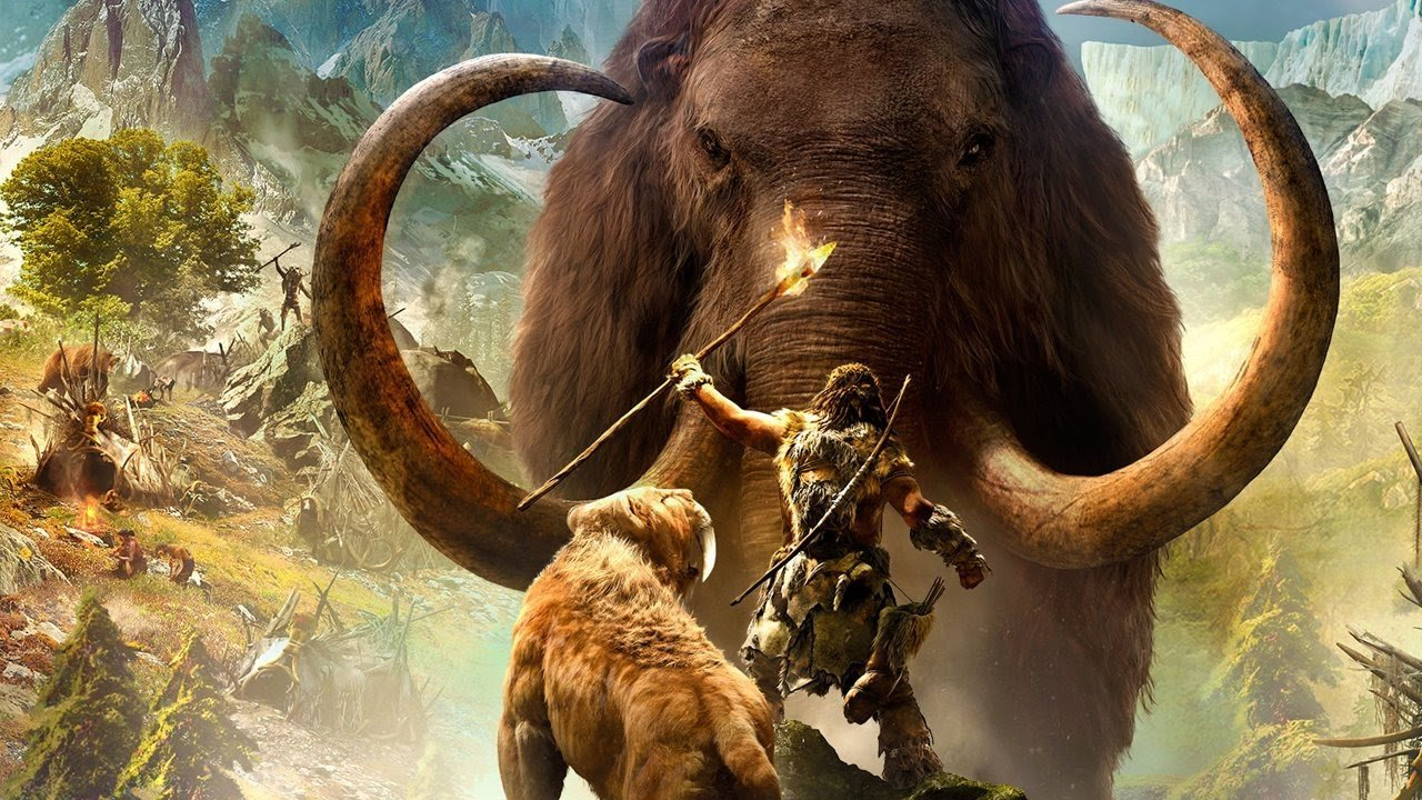 Talking The Tech of Far Cry Primal