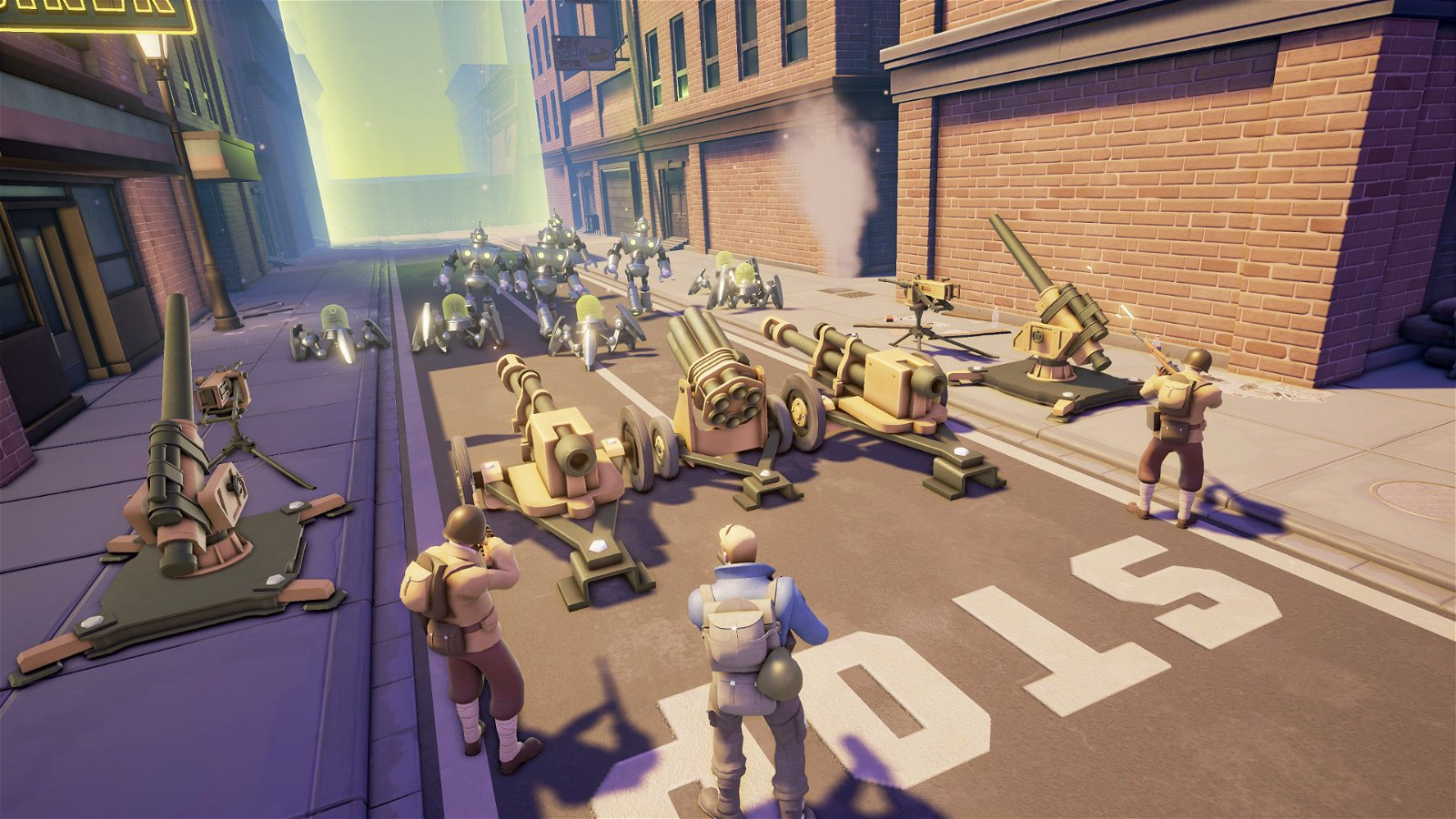 Fortified (Xbox One) Review 1