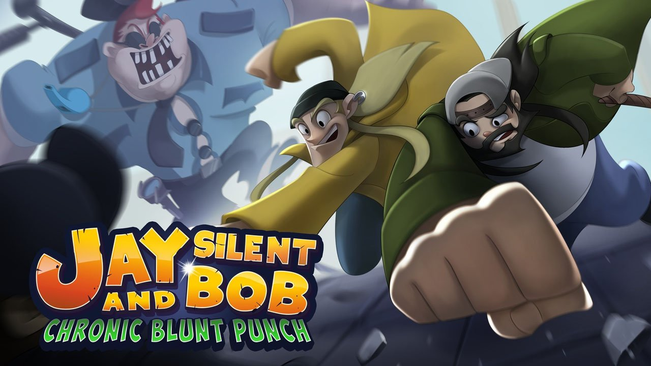 Jay and Silent Bob Crowd Fund Their Game