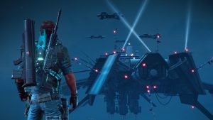 Just Cause 3 Expands to the Sky