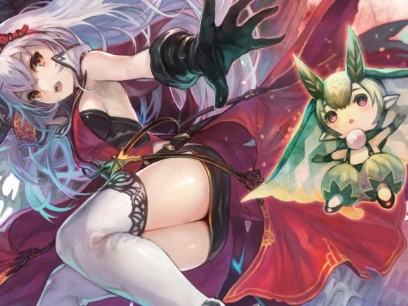 Koei Techmo brings Nights of Azure to the West