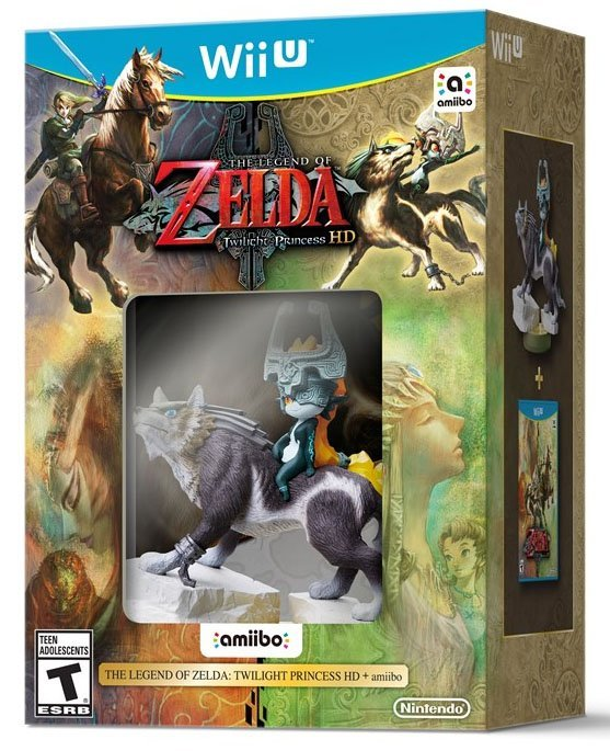 Legend of Zelda Twilight Princess HD (Wii U) Review