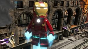 LEGO Marvel's Avengers (PS4) Review
