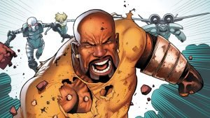 Unsung Heroes Featuring Luke Cage 5