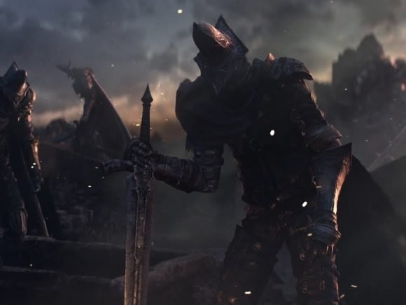 Dark Souls III Opening Cinematic Drops