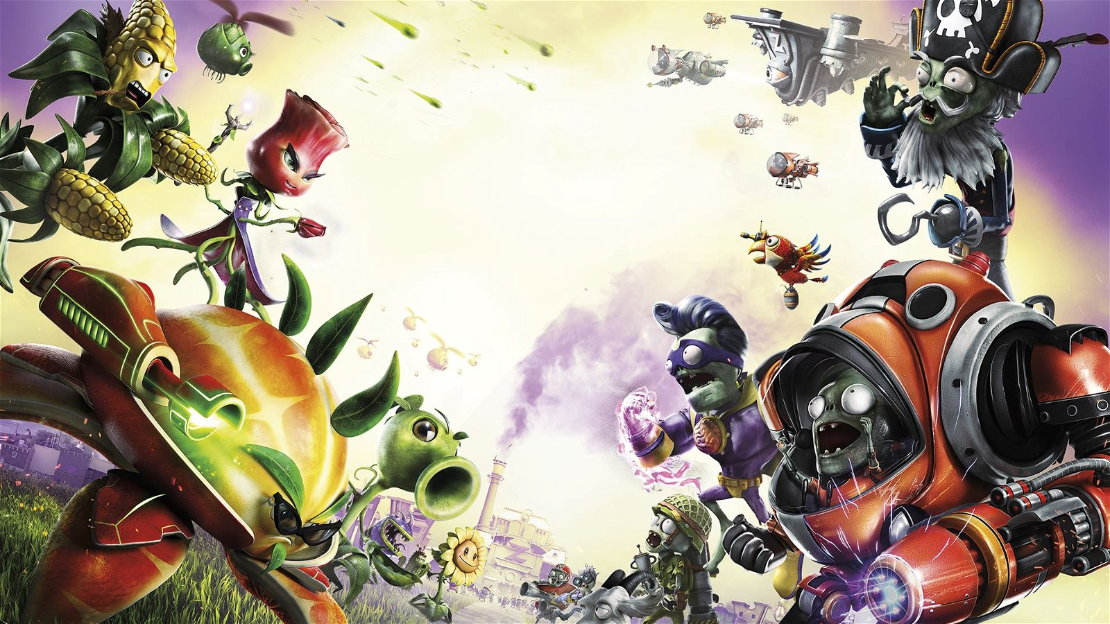 Plants vs zombies garden warfare 2 ps4 review for Plants vs zombies garden warfare 2 ps4