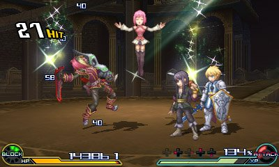 Project X Zone 2: Brave New World  (3Ds) Review 1