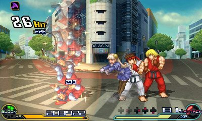 Project X Zone 2: Brave New World  (3Ds) Review