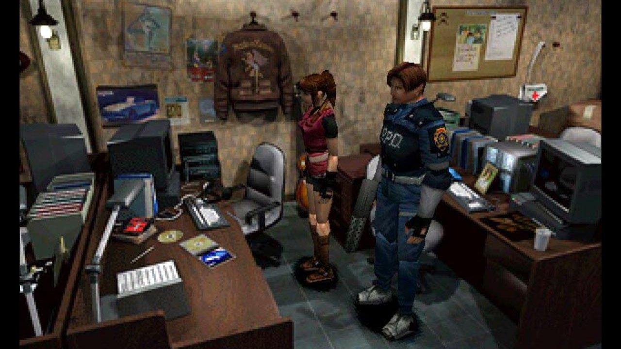 Resident Evil Remake Feature Insert 3