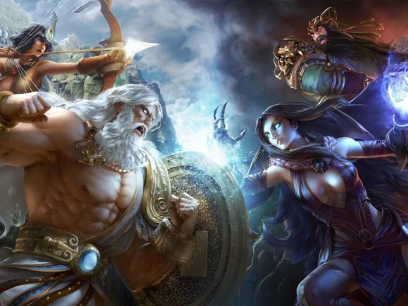 Smite Coming to PS4