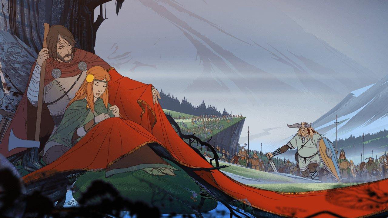 The Banner Saga (PS4) Review 5