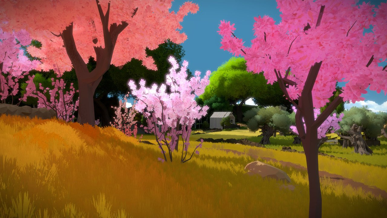 The Witness (PS4) Review 2
