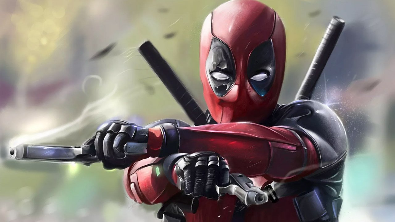 Beautiful Wallpaper Deadpool Xbox One - tropes-vs-deadpool-3  Collection_69947 .jpg