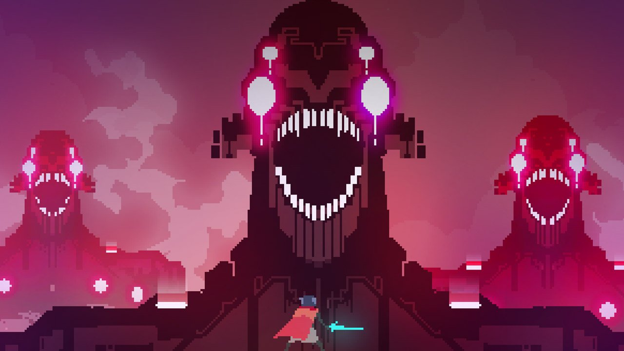 Troubles for Hyper Light Drifter on the WiiU