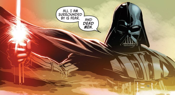 Vader Down (Comic) Review 2
