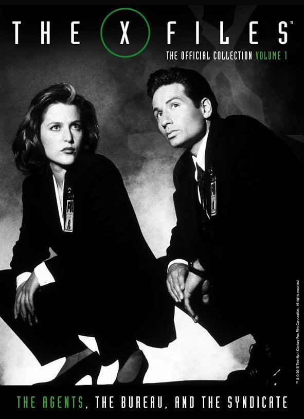The X-Files: The Agents, the Bureau, and the Syndicate Vol. 1 (Book) Review 2