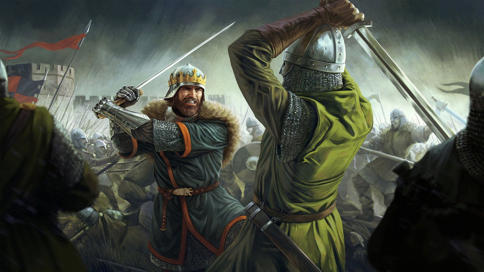 Total War Battles: Kingdom Launches Globally