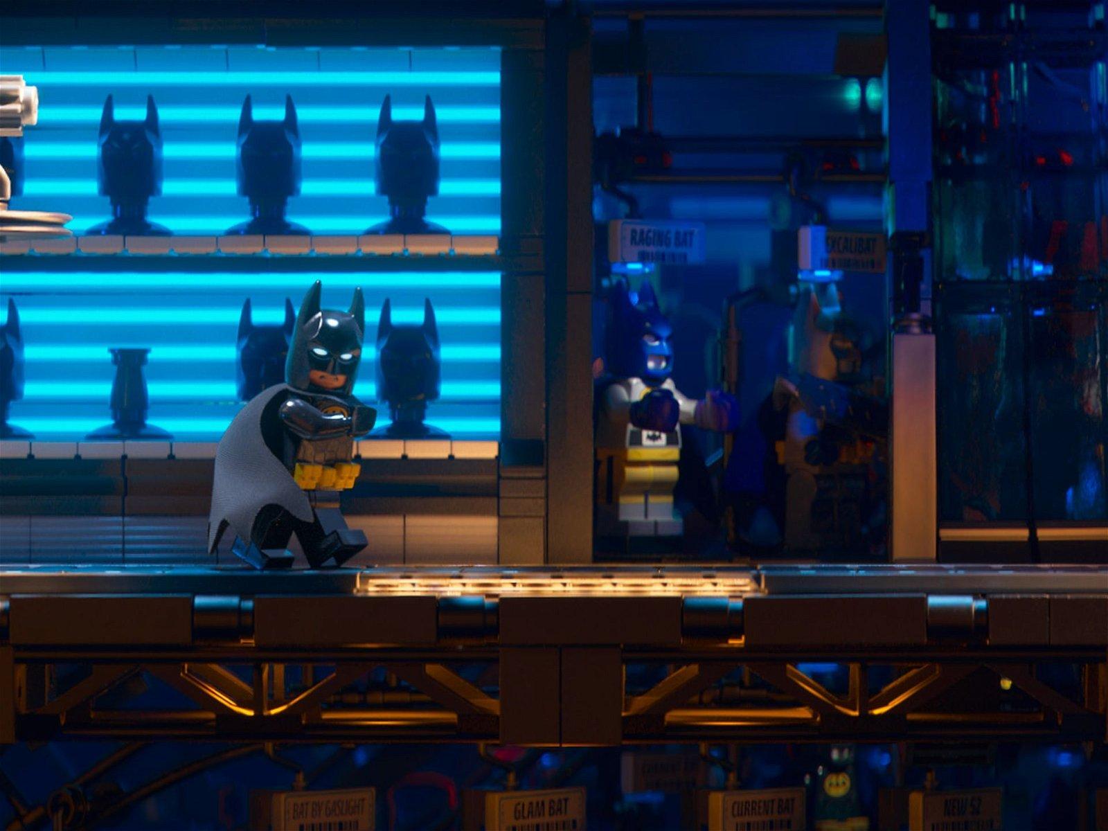 A Sneak Peek In To Lego Batman'S Brick World 1