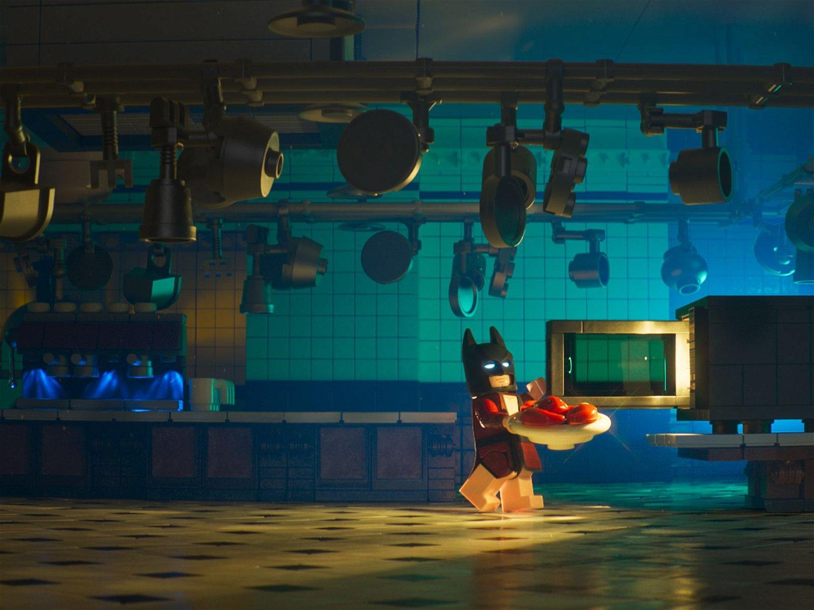 A Sneak Peek In To Lego Batman'S Brick World 2