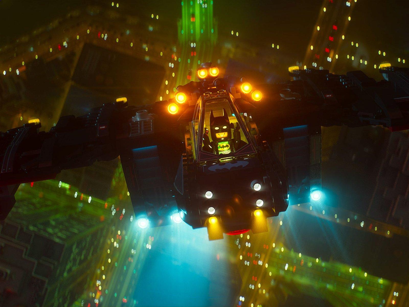 A Sneak Peek In To Lego Batman'S Brick World 4