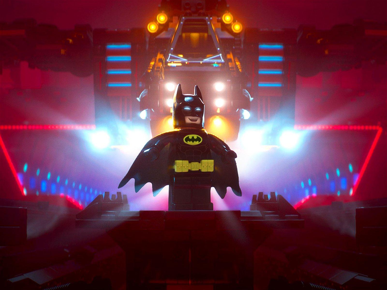 A Sneak Peek In To Lego Batman'S Brick World