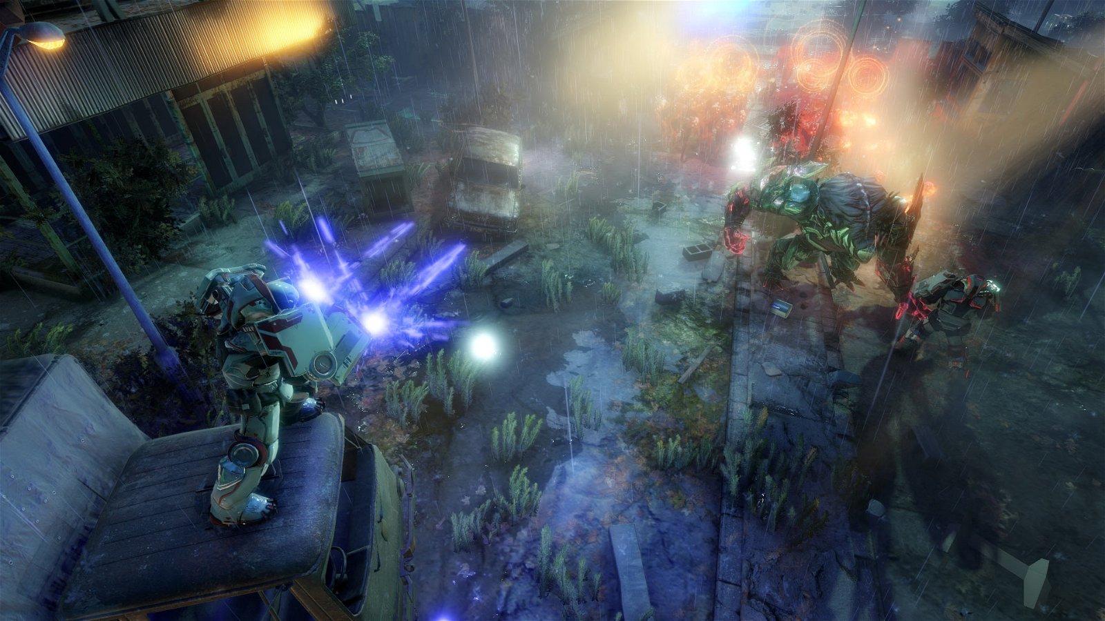 Alienation Lands in April