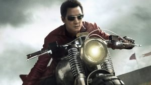 Always Sunny in the Badlands An interview with Daniel Wu 1
