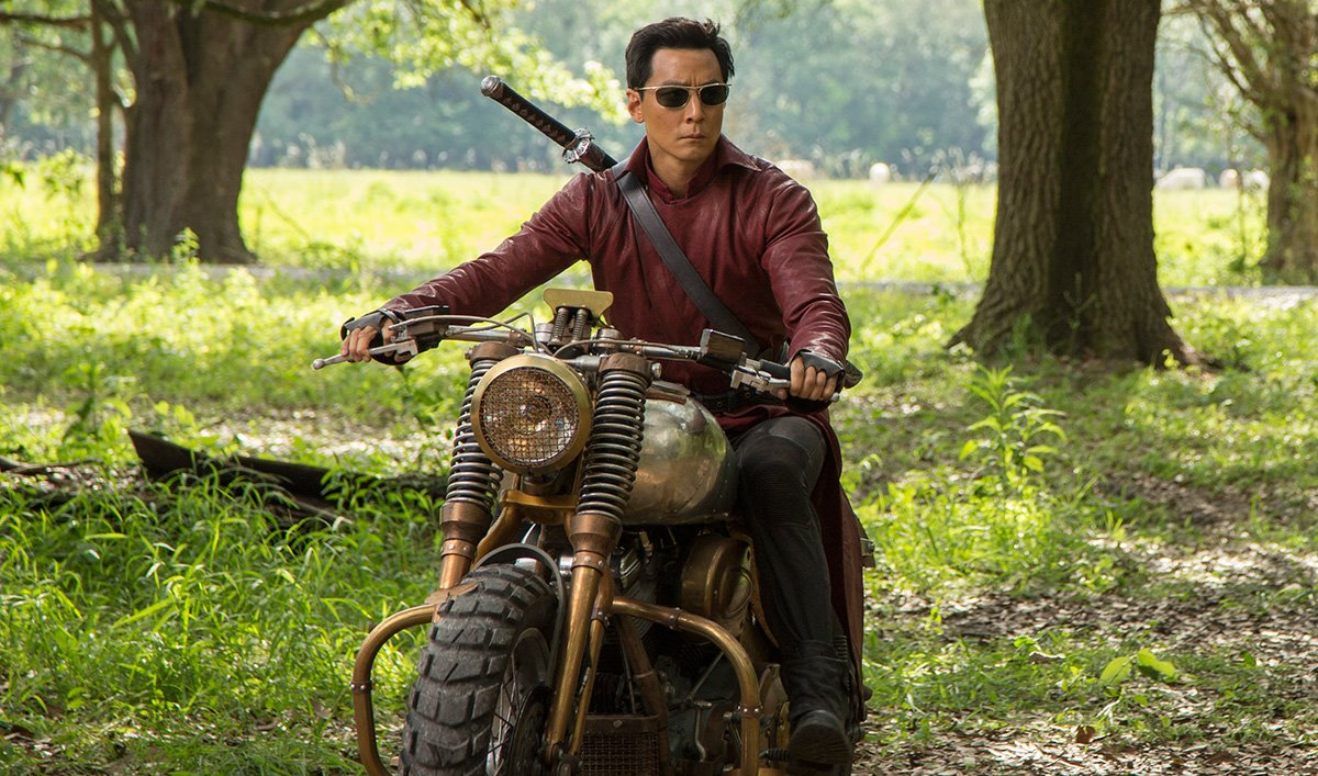 Always Sunny In The Badlands: An Interview With Daniel Wu 2