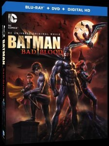 Batman: Bad Blood (Movie) Review 1