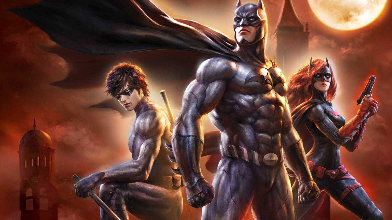 Batman: Bad Blood (2016) Review 7
