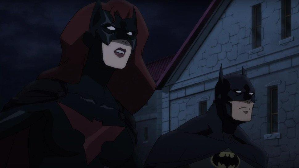 Batman: Bad Blood (2016) Review 6