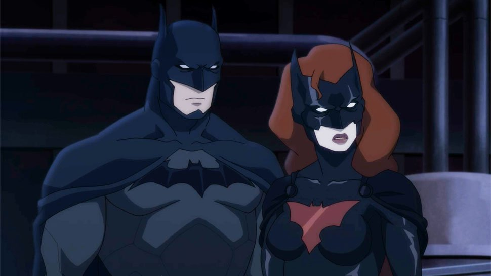 Batman: Bad Blood (Movie) Review 4