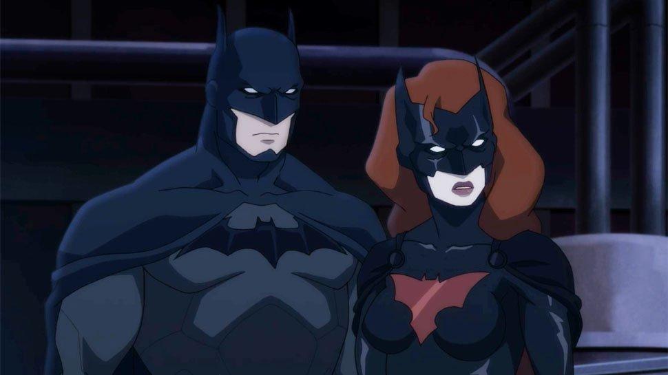 Batman: Bad Blood (Movie) Review 4