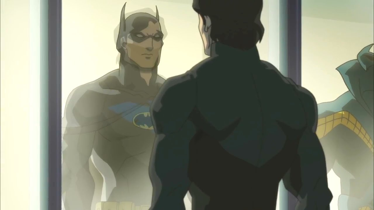 Batman: Bad Blood (Movie) Review 5