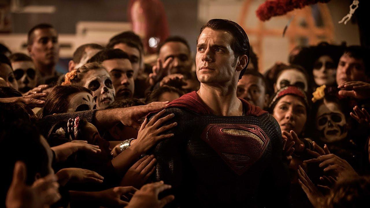 Batman V. Superman: Dawn Of Justice (Movie) Review 2