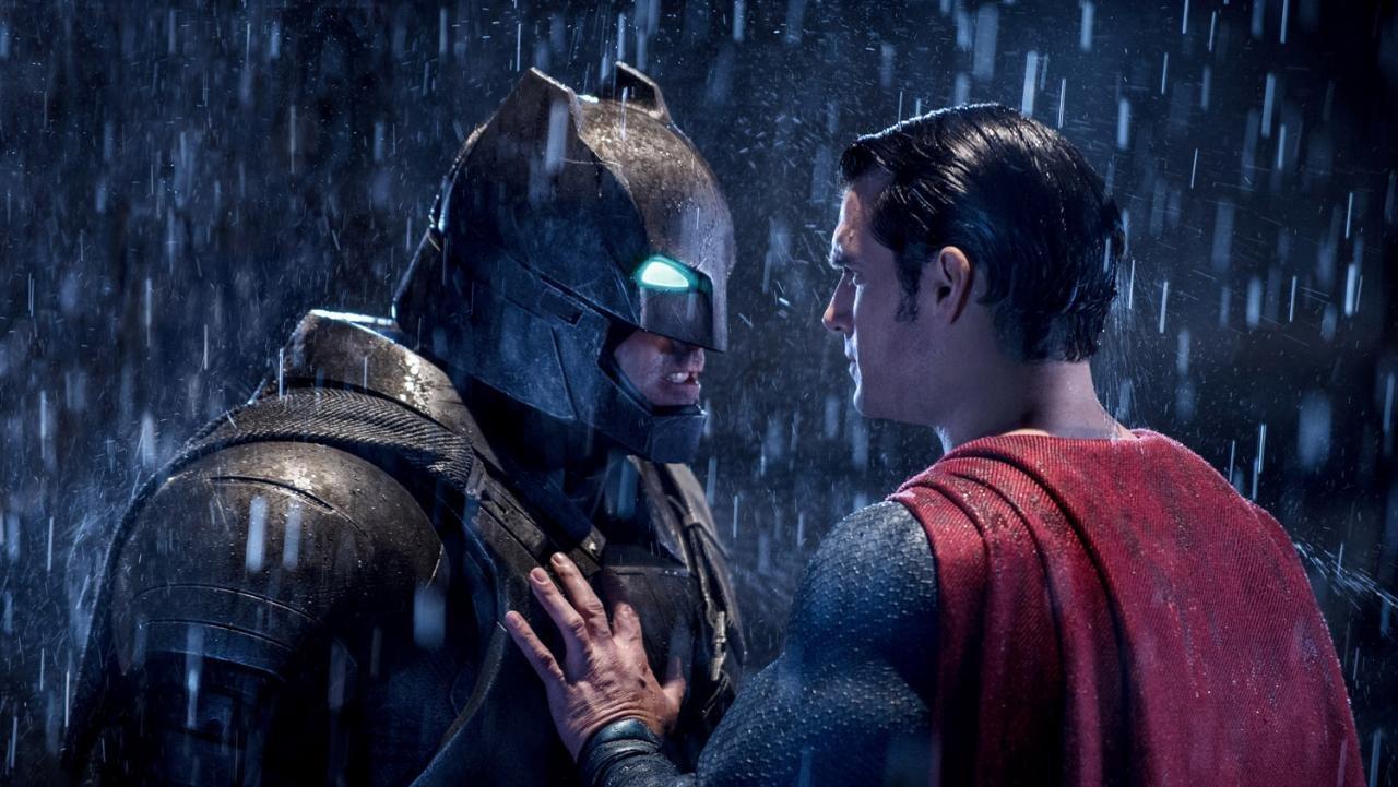 Batman V. Superman: Dawn Of Justice (Movie) Review 4