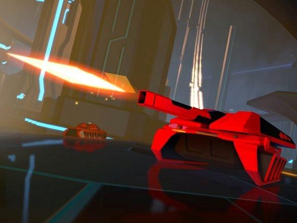 Battlezone PlayStation VR Campaign Trailer Drops