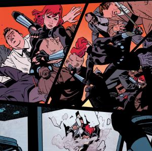 Black Widow #1 (Comic) Review 2