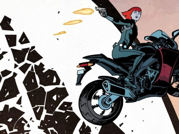Black Widow #1 (Comic) Review 4
