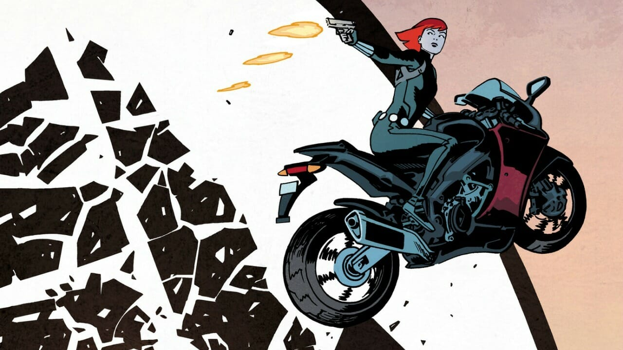 Black Widow #1 (Comic) Review 5