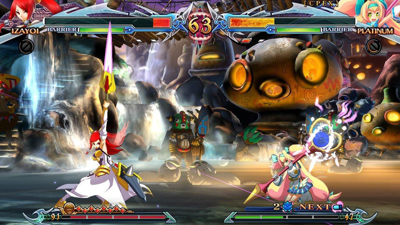 Blazblue Chrono Phantasma Extend (Pc) Review 2