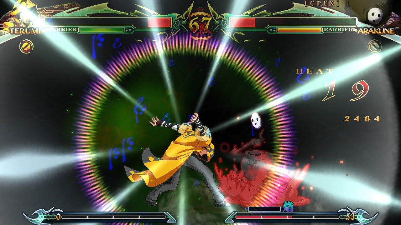 Blazblue Chrono Phantasma Extend (Pc) Review 5