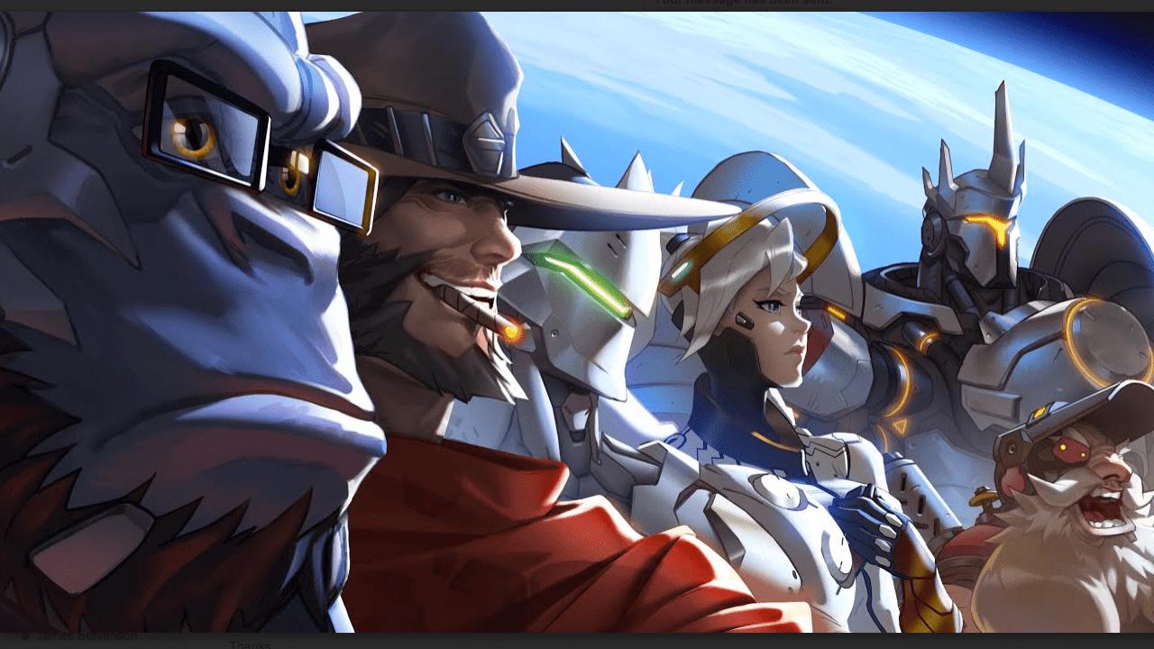 Blizzard Announces Overwatch Open Beta 1